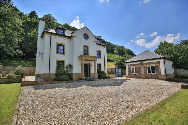 Thumbnail Detached house for sale in Merthyr Road, Llanfoist, Abergavenny, Monmouthshire
