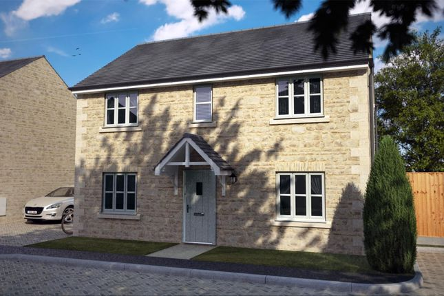 Thumbnail Detached house for sale in Plot 4, The Neston, Blunsdon Meadow, Swindon