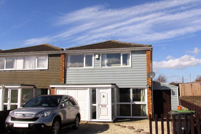 Thumbnail End terrace house for sale in Portland Drive, Gosport