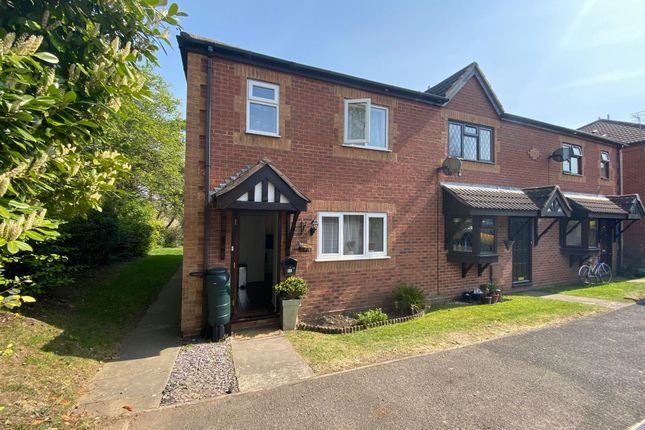 Thumbnail End terrace house to rent in Imperial Rise, Coleshill, Birmingham