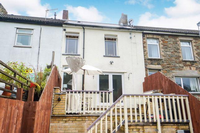 Thumbnail Terraced house for sale in Gelli-Unig Road, Cross Keys, Newport