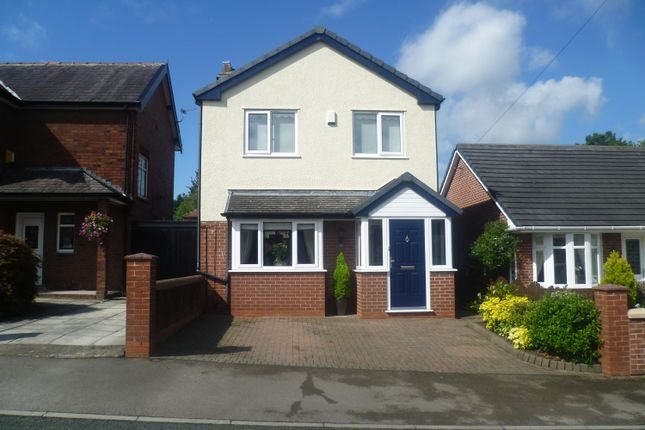 Thumbnail Detached house for sale in Townfields, Ashton-In-Makerfield, Wigan