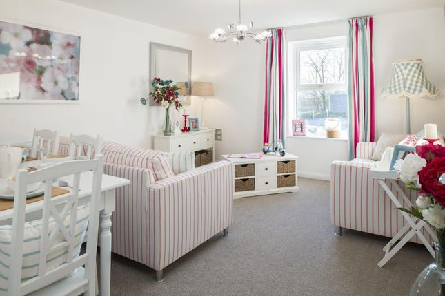 "Thumbnail Flat for sale in ""Falkirk"" at Fen Street, Wavendon, Milton Keynes"