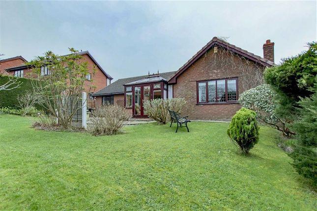 Thumbnail Detached bungalow for sale in Lorton Close, Ightenhill, Lancashire