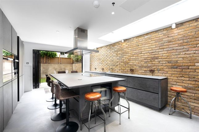 Thumbnail Terraced house for sale in Kinnoul Road, Fulham, Hammersmith, London