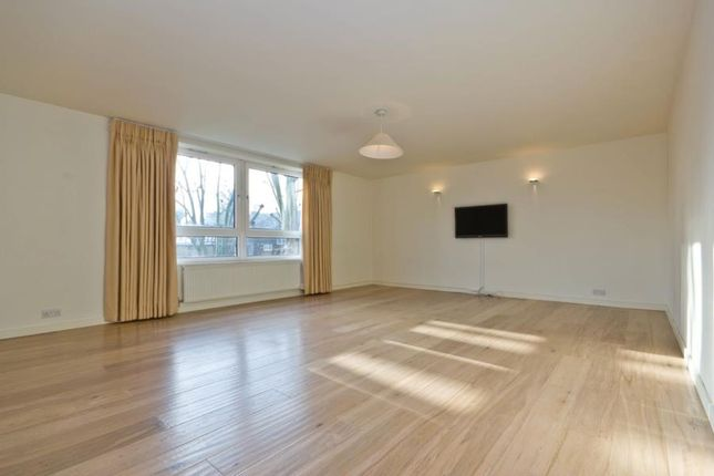 Thumbnail Flat to rent in Farley Court, Melbury Road, London