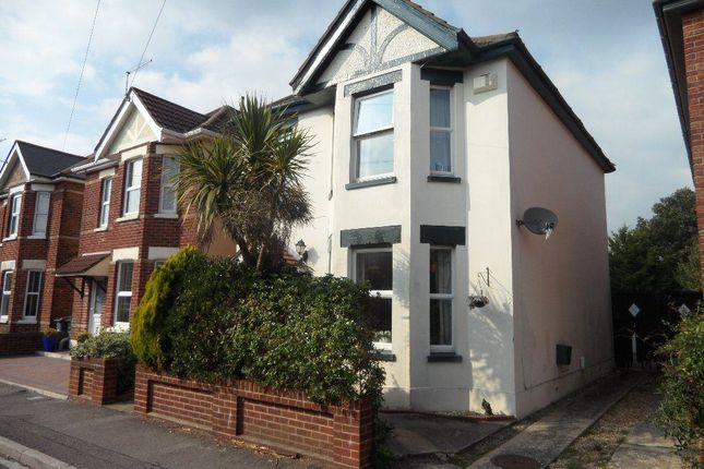 Thumbnail Property to rent in Markham Road, Winton, Bournemouth