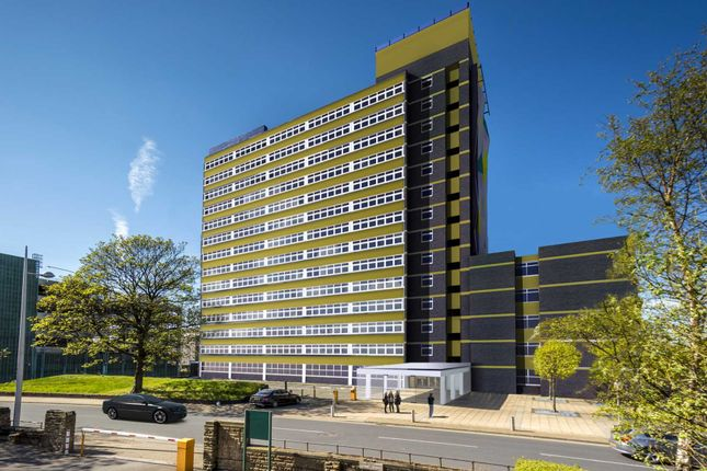 Thumbnail Flat for sale in Unit 304 Daniel House, Liverpool