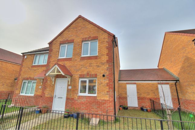 3 bed semi-detached house for sale in 1332 Walker Road, Newcastle Upon Tyne NE6