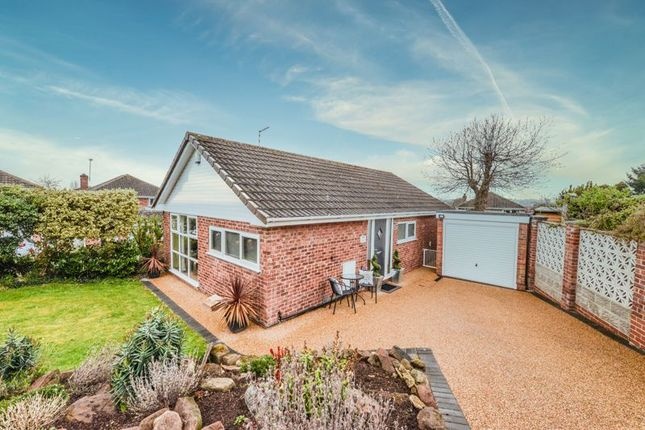 2 bed detached bungalow for sale in Fountain Fold, Gnosall, Stafford ST20