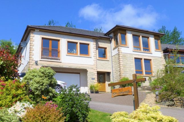Thumbnail Detached house for sale in 2 Calderwood, Innellan, Dunoon