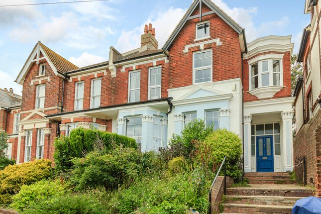 Thumbnail Semi-detached house for sale in Stanley Road, Hastings