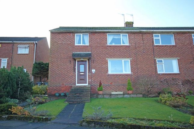 Thumbnail Semi-detached house for sale in St. Pauls Road, Hexham