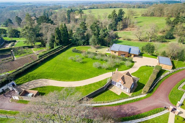 Thumbnail Detached house for sale in Ardingly Road, West Hoathly, East Grinstead, West Sussex