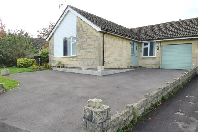 Thumbnail Detached bungalow for sale in Broadmead, Corsham