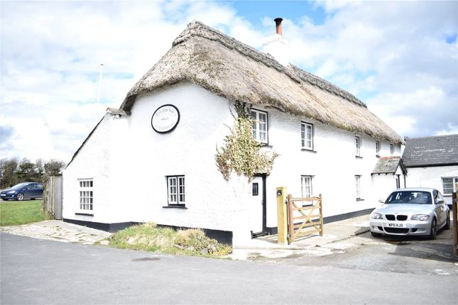 Thumbnail Detached house to rent in Launcells, Bude