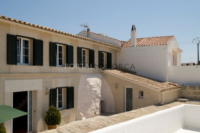 Thumbnail Cottage for sale in Mahón, Mahón/Maó, Menorca