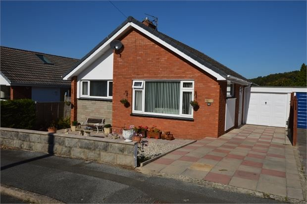 Thumbnail Detached bungalow for sale in Meadow Close, Kingskerswell, Newton Abbot, Devon.