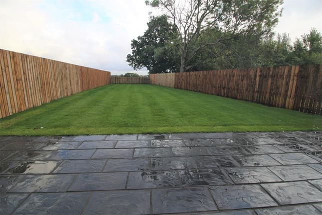 Garden of Downham Road North, Heswall, Wirral CH61