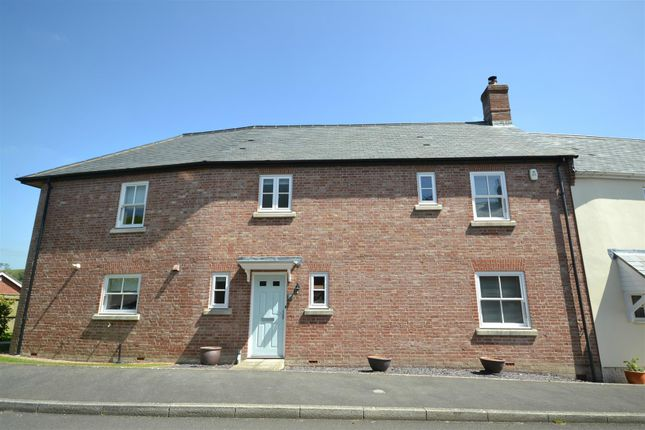 Thumbnail Terraced house for sale in Haydon Hill Close, Charminster, Dorchester