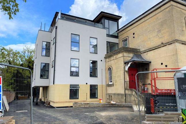 2 bed flat for sale in Flat 4, 97A Hillfield Villas, London Road, Gloucester GL1