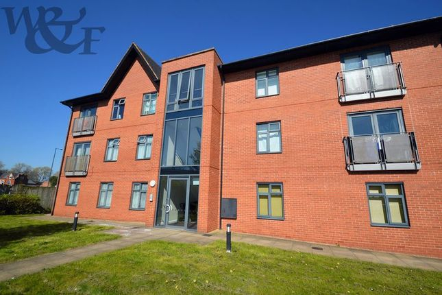 Thumbnail Flat for sale in Roscoe House, Wood End Road, Erdington, Birmingham