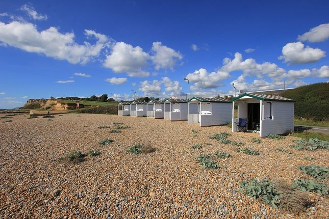 Beach Hut, Galley Hill, Bexhill-On-Sea, East Sussex. TN40