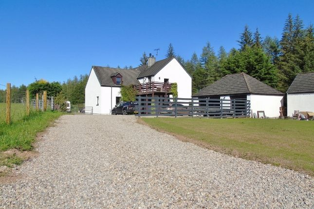 Thumbnail 5 bed detached house for sale in Culbokie, Black Isle