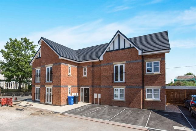 Thumbnail Flat for sale in Nottingham Road, Spondon, Derby