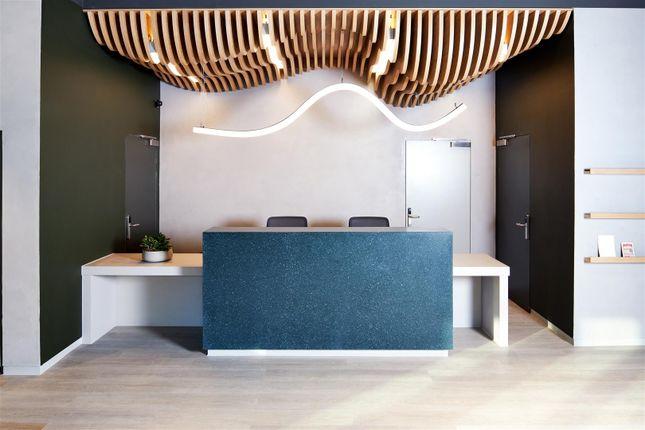 Concierge (2) of Dearmans Place, Salford M3