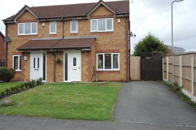 Thumbnail Semi-detached house for sale in Merrydale Drive, Croxteth, Liverpool