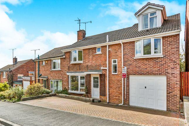 5 bed semi-detached house for sale in Wyatt Avenue, Bannerdale, Sheffield