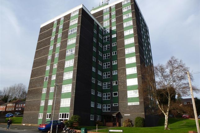 Thumbnail Flat to rent in Courtney, St Cecila Close, Kidderminister