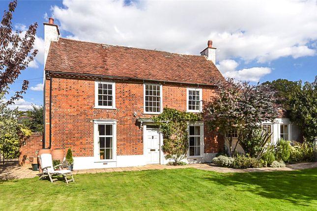 Thumbnail Detached house for sale in Bosham Lane, Bosham, Chichester, West Sussex