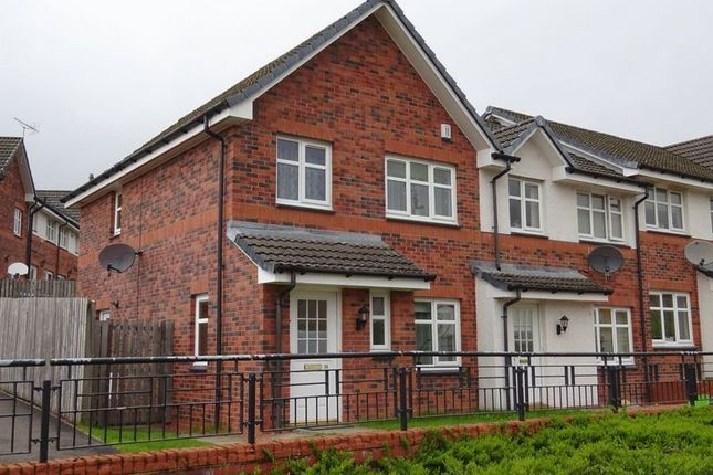 Thumbnail End terrace house for sale in Whiteford Avenue, Dumbarton