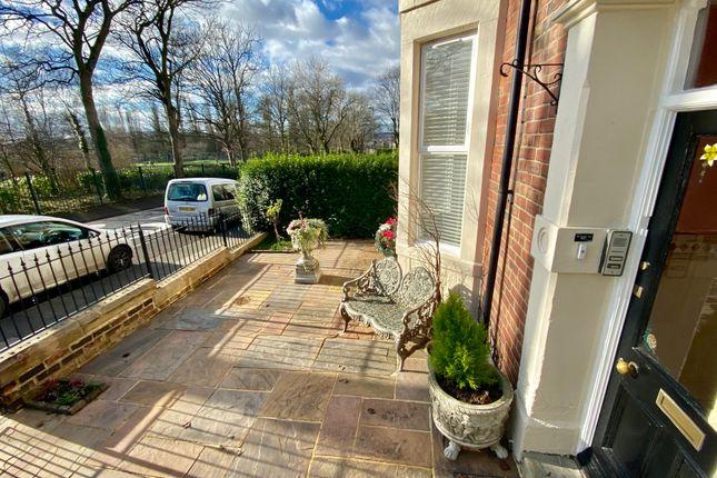 Front Garden of Saltwell View, Saltwell, Gateshead, Tyne & Wear NE8
