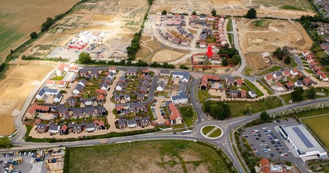 Thumbnail Land for sale in Joslin Avenue, Witham, Essex