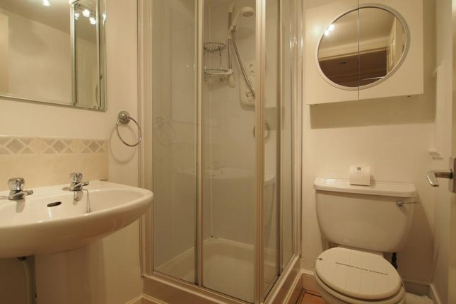 Shower Room of Crown Street, Top Right AB11