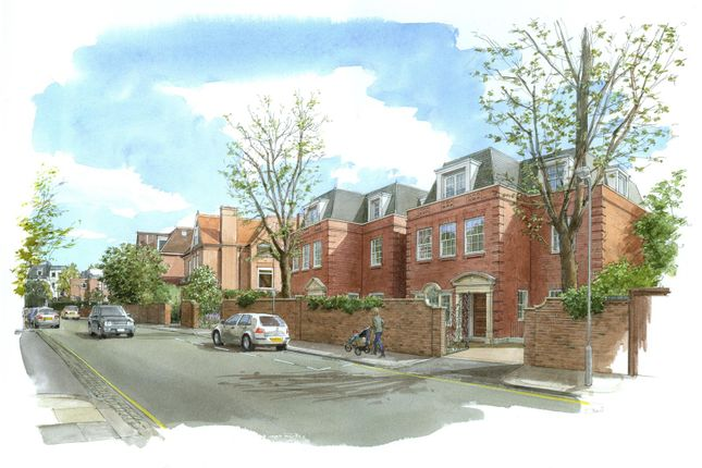 Thumbnail Property for sale in Nutley Terrace, Hampstead