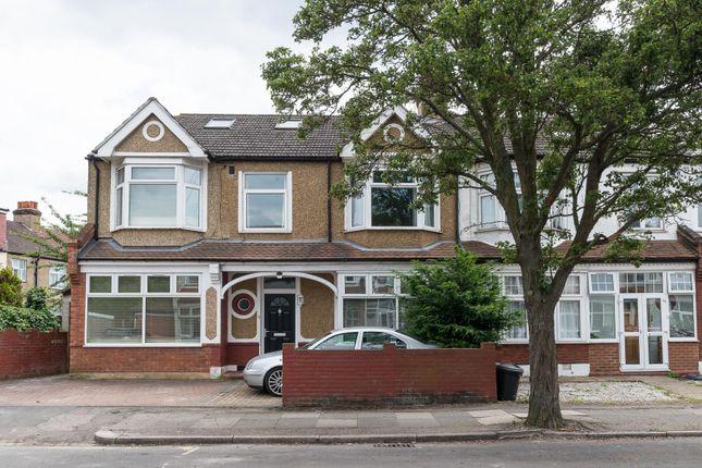 Thumbnail End terrace house for sale in Abbott Avenue, Wimbledon