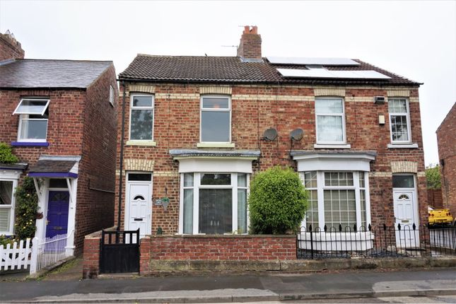 Thumbnail Semi-detached house for sale in Newton Road, Middlesbrough