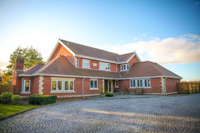 Thumbnail Detached house for sale in Liverpool Road, Lydiate, Liverpool