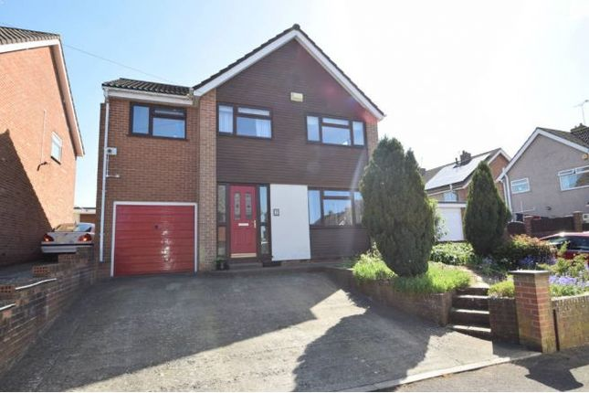 Thumbnail Detached house for sale in Hounds Close, Chipping Sodbury, Bristol