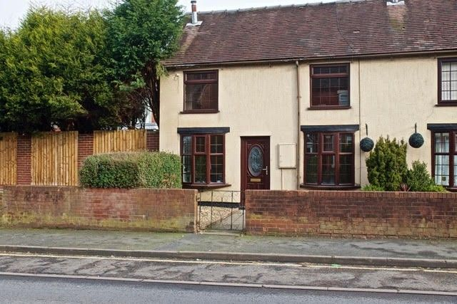 Thumbnail Terraced house to rent in Walsall Road, Great Wyrley, Walsall