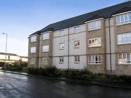 Thumbnail Flat to rent in Scott Place, Bellshill