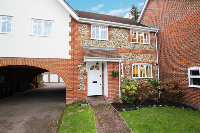 Thumbnail Terraced house for sale in Dunsley Place, London Road, Tring