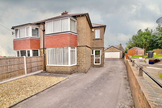 Thumbnail Semi-detached house for sale in Cromarty Avenue, Huddersfield
