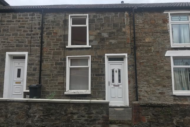 Thumbnail Terraced house to rent in Tramroad Terrace, Merthyr Tydfil