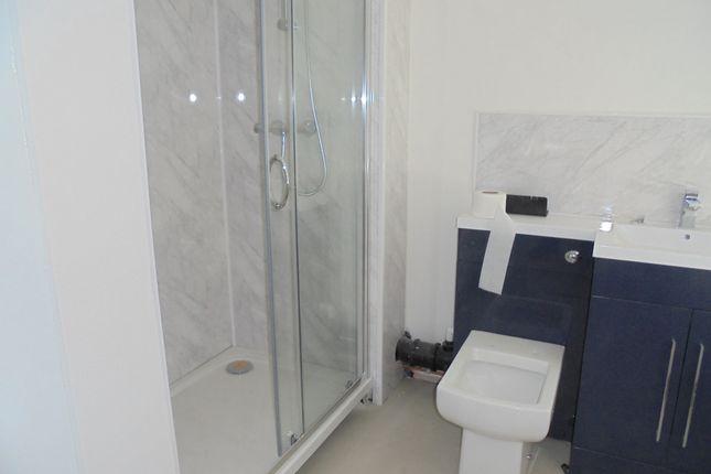Ensuite Bathroom of Off Knutton Lane, Newcastle Under Lyme ST5