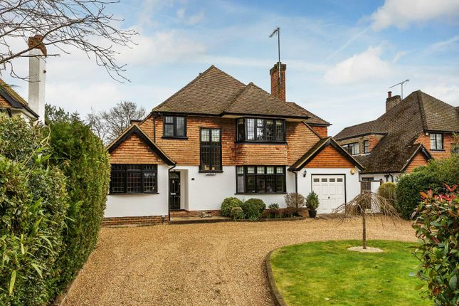 Detached house for sale in The Riding, Woking